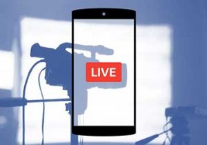 آموزش راه اندازی پخش زنده یا استریمینگ در سایت
