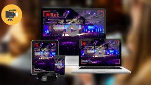 پخش زنده اینترنتی رویدادها