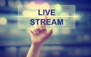 تجهیزات پخش زنده اینترنتی