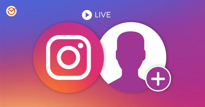 لایو اینستاگرام instagram live